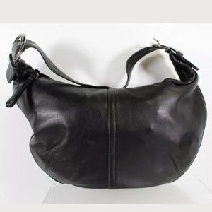 Coach Tortilla Nappa Lambskin Leather Hobo Bag